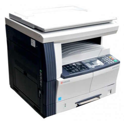 Multifunctional monocrom A3 second hand Kyocera KM-2020