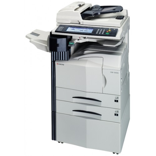 Multifunctional monocrom A3 second hand Kyocera KM-3035