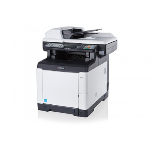 Multifunctional A4 second hand Kyocera FS-C2126MFP+