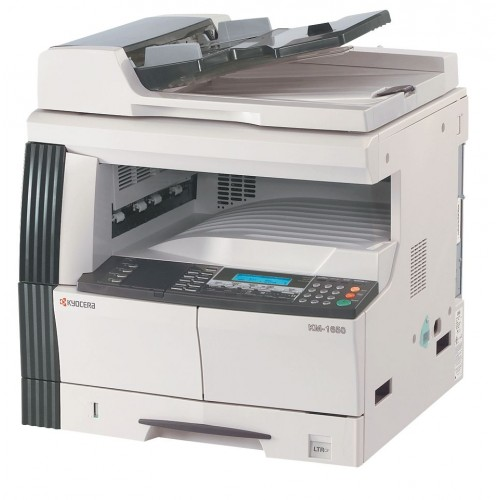 Multifunctional monocrom A3 second hand Kyocera KM-1650