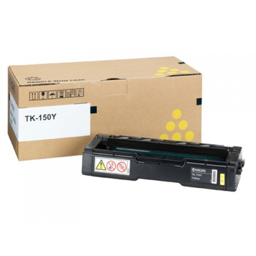 Toner Kyocera TK-150Y