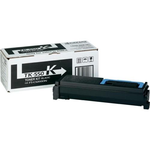 Toner Kyocera TK-550K